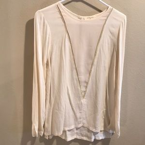 Nordstrom Sophie Rue Long Sleeved Blouse